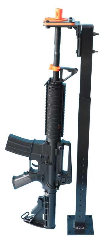 UTV Gun Rack 525 Single Mount